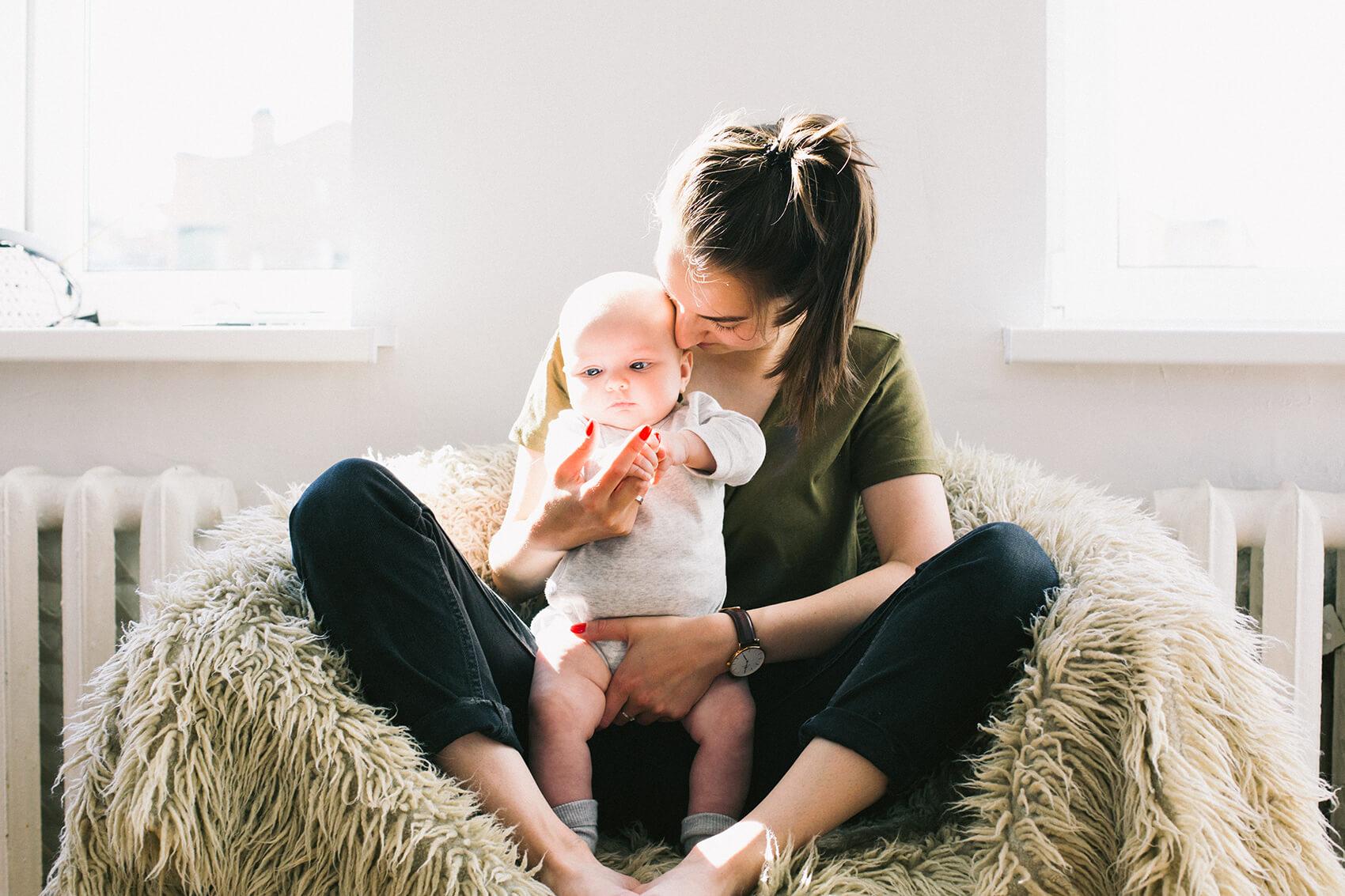 Duševno zdravje po porodu