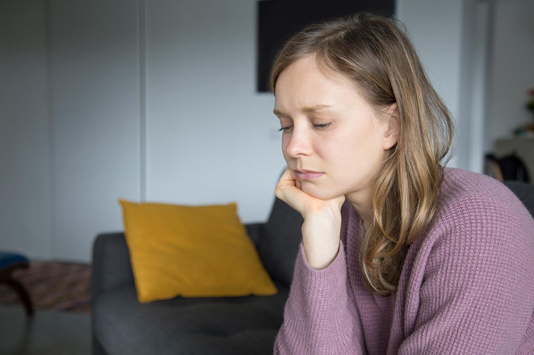 Ko gre v nosečnosti kaj narobe – izguba nosečnosti