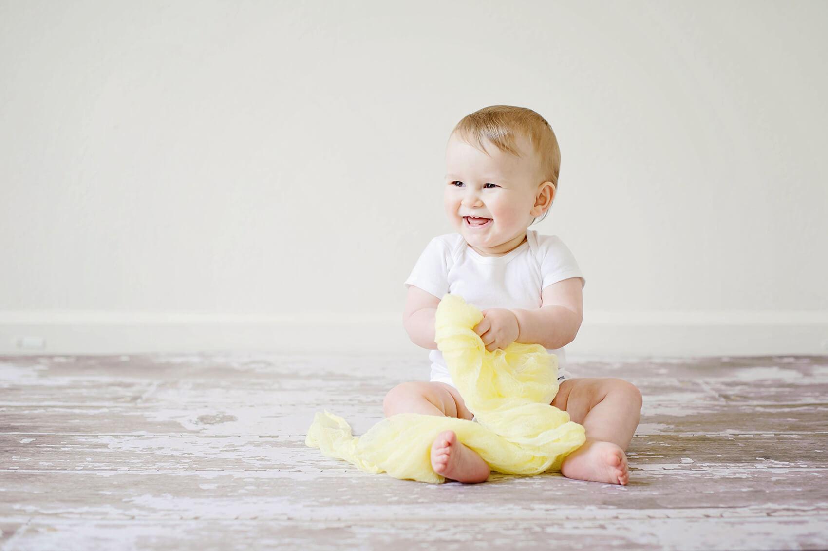 Komunikacija in govor pri dojenčku