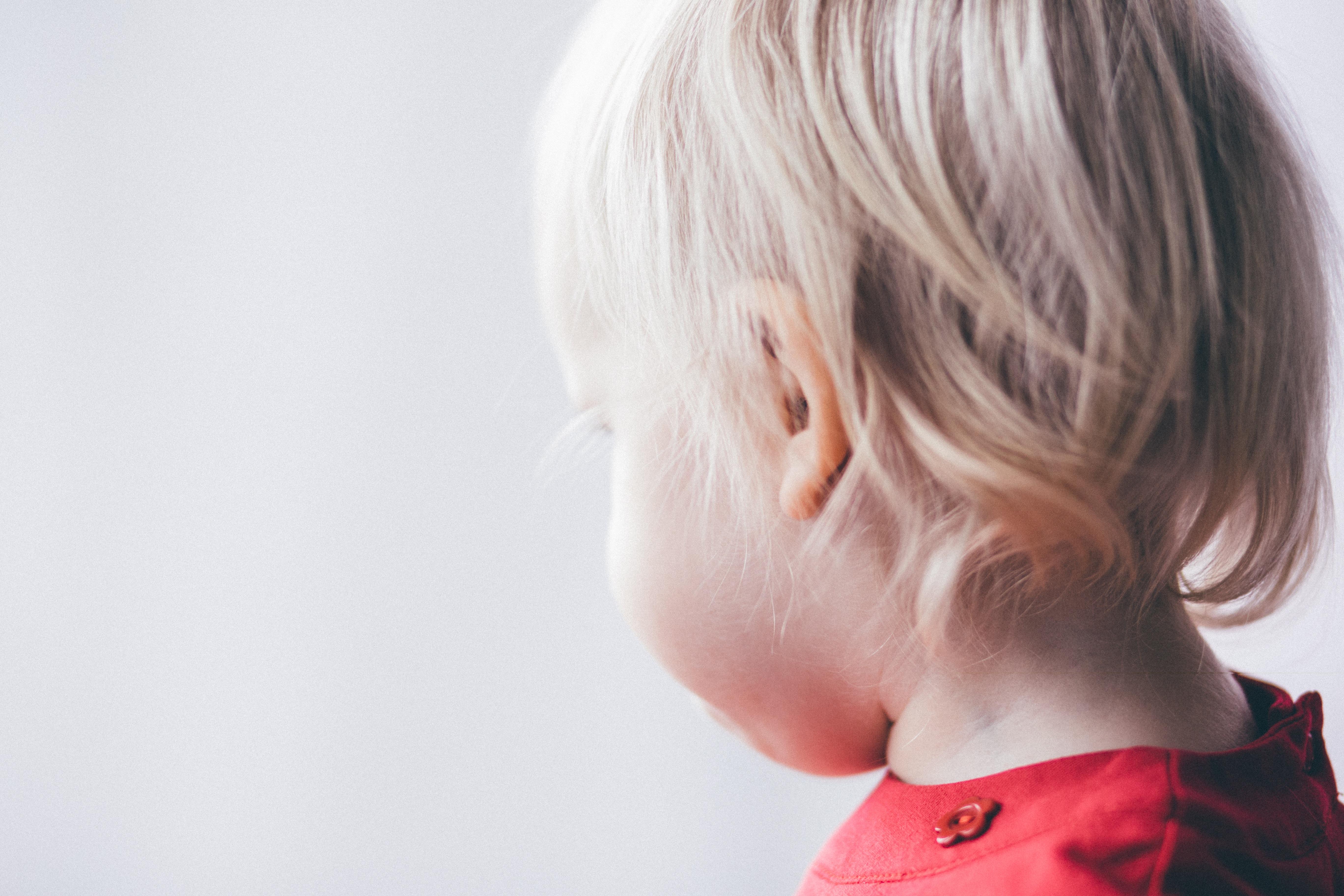Ločitveni strah pri dojenčku in kako mu pomagati
