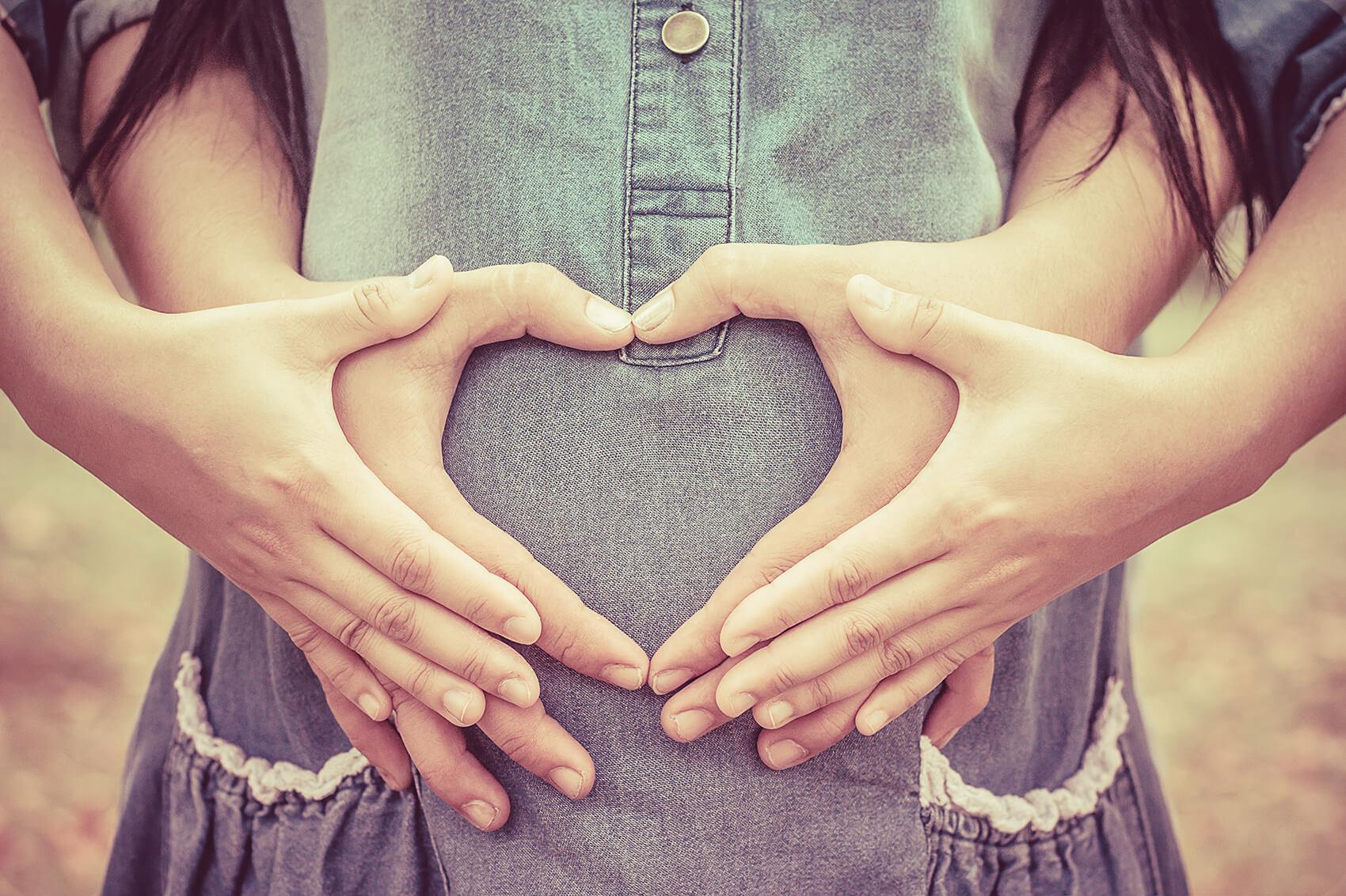 Odnos med partnerjema v nosečnosti in po porodu