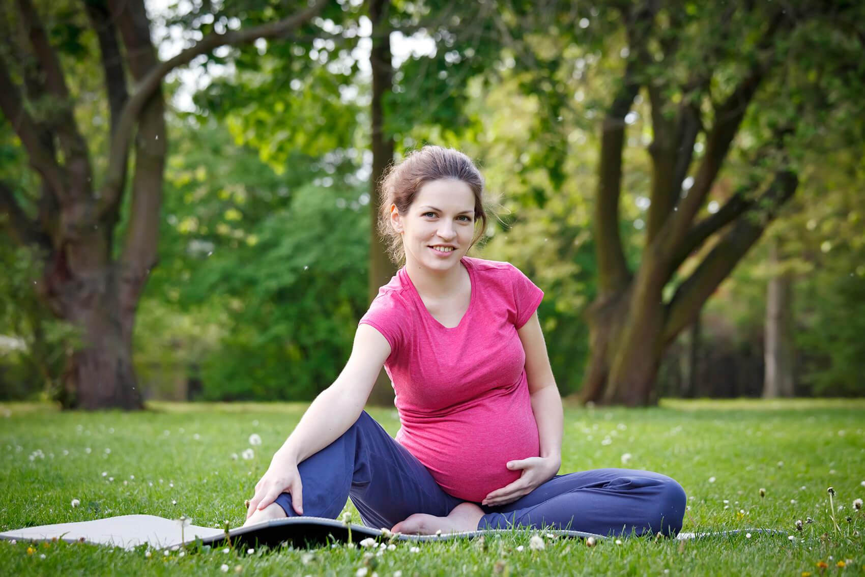 Telesna dejavnost v nosečnosti