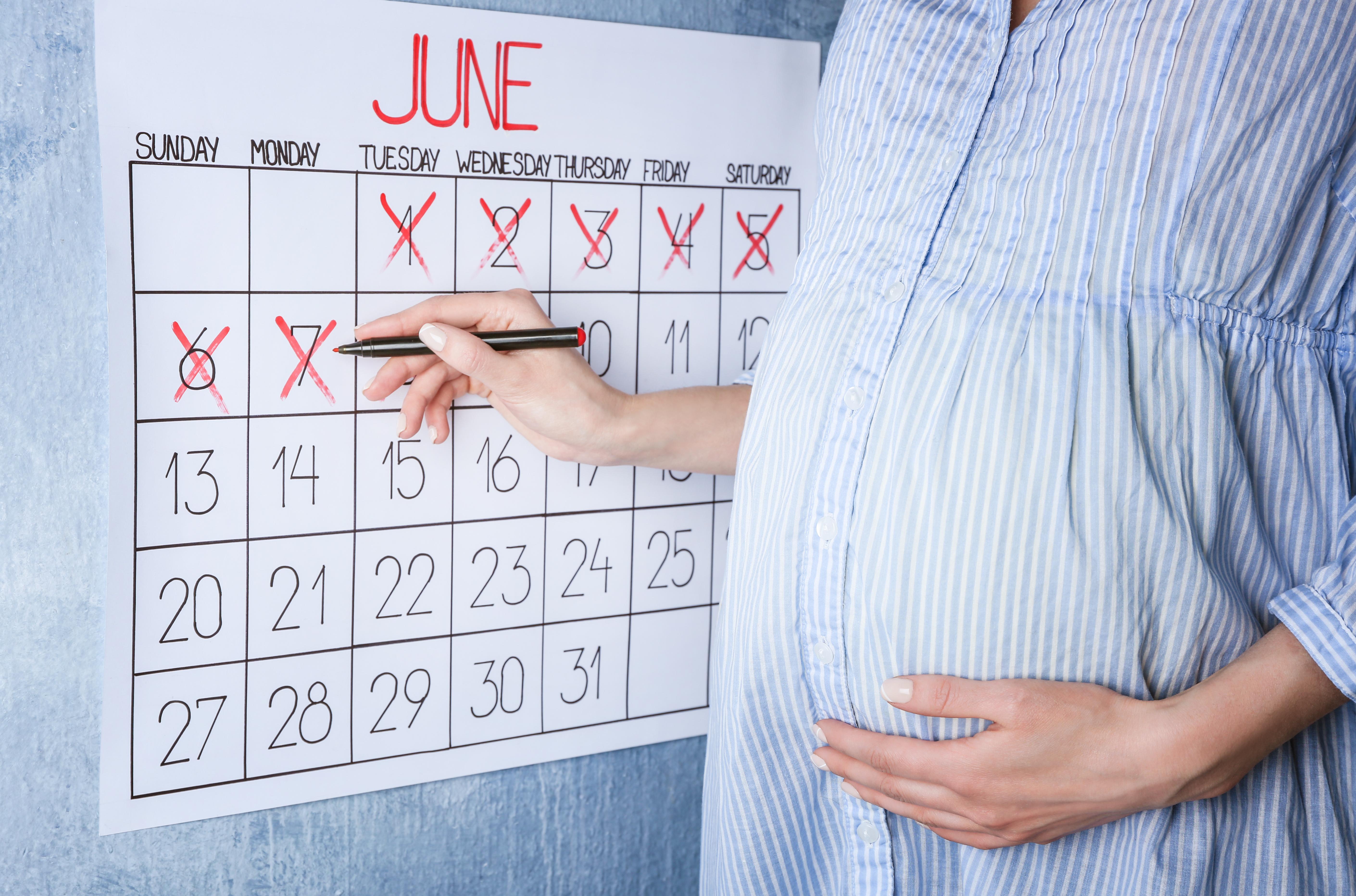 Znaki začetka poroda