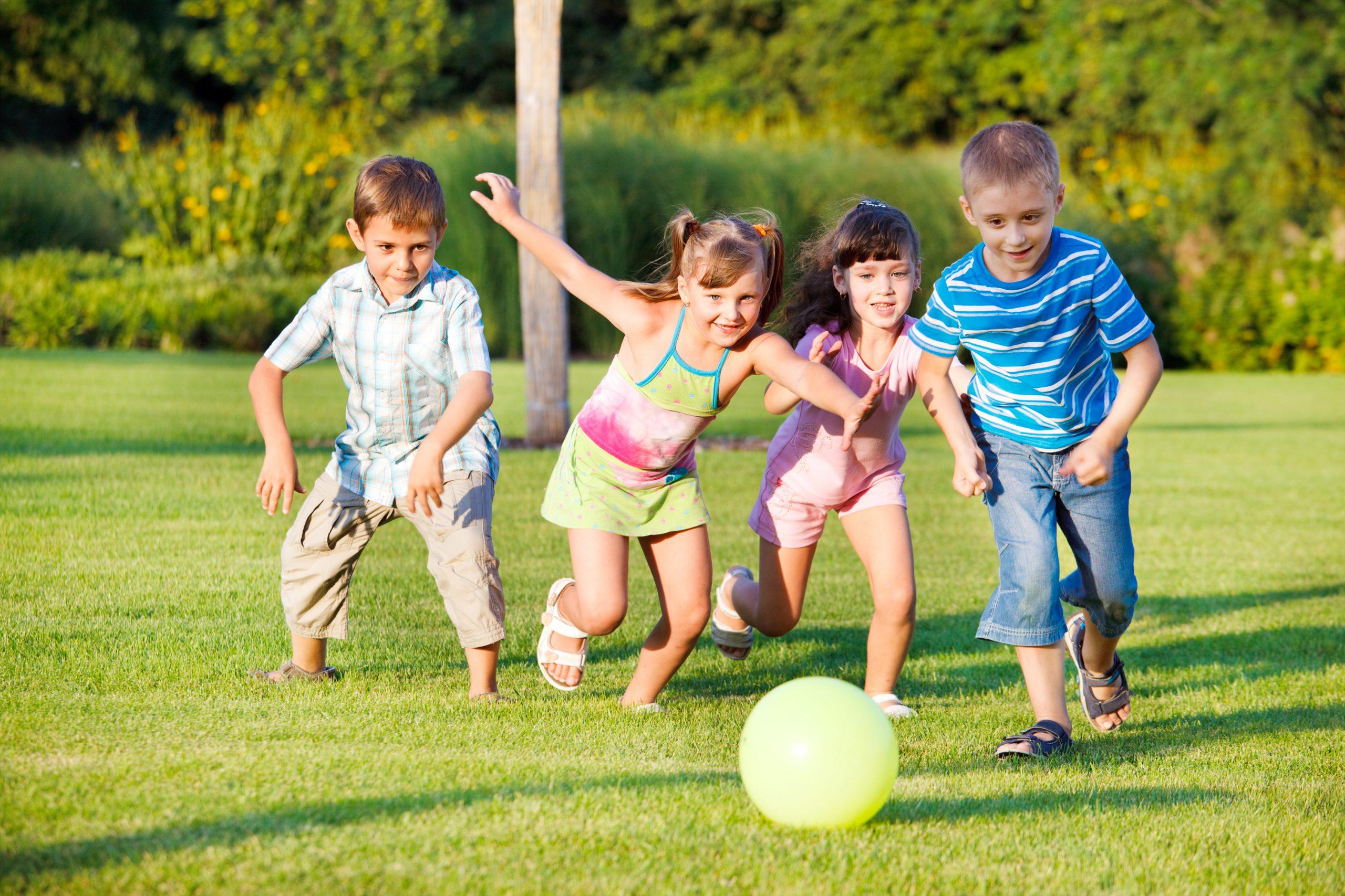 Telesna dejavnost otrok