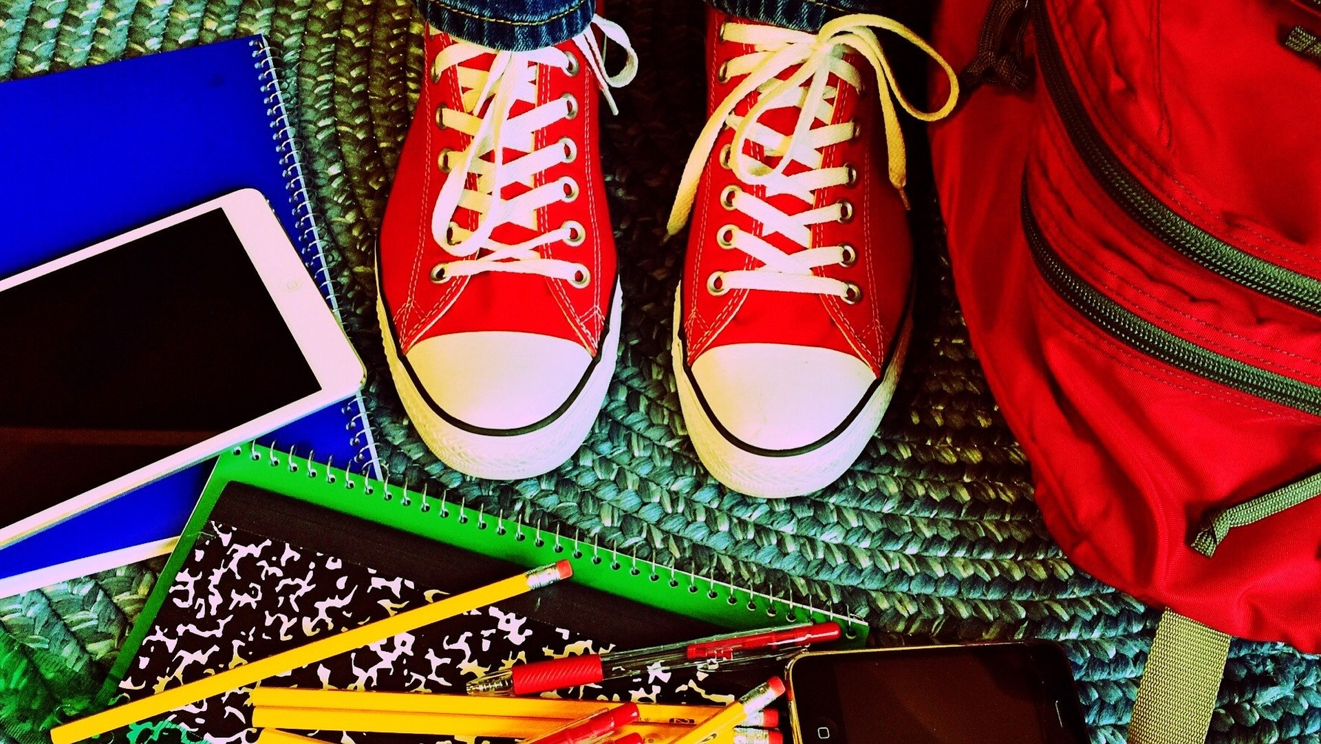 Z veselimi koraki v novo šolsko leto in zdrav življenjski slog