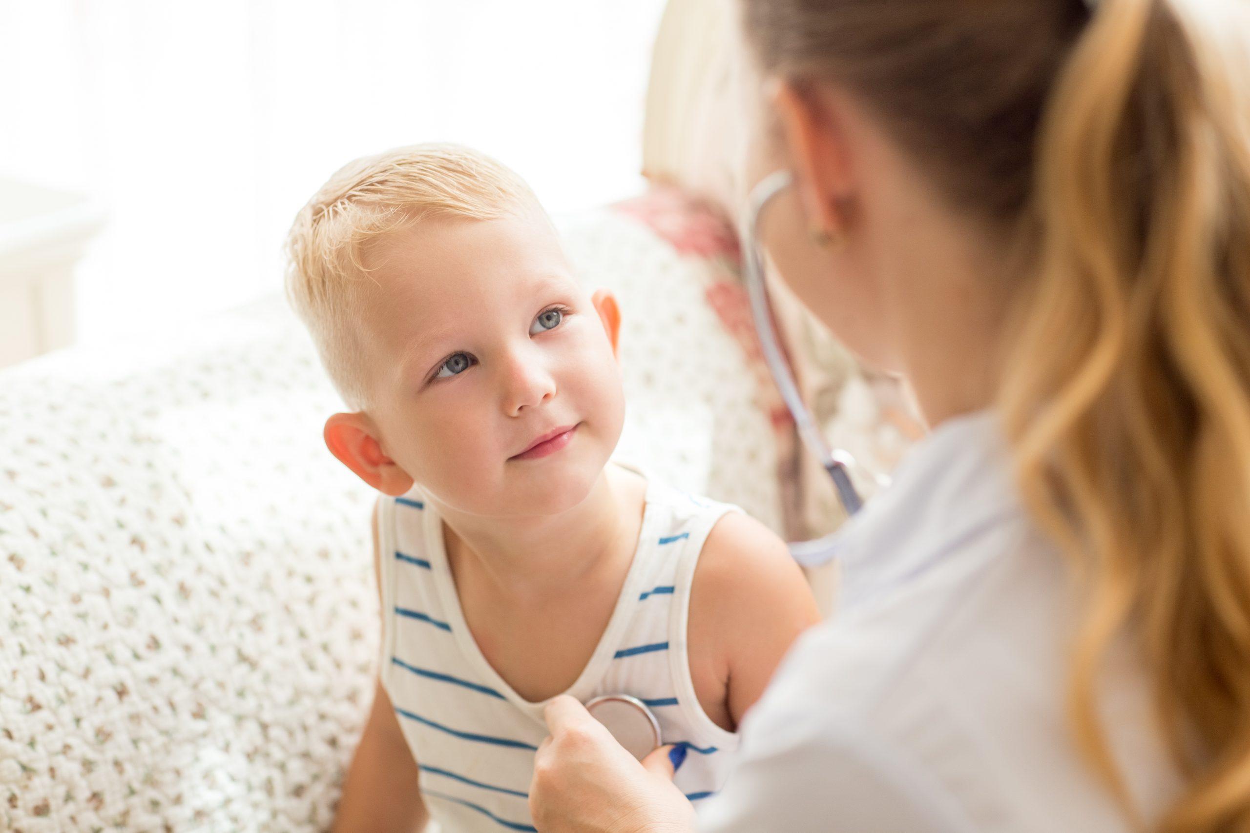 Obisk pri pediatru