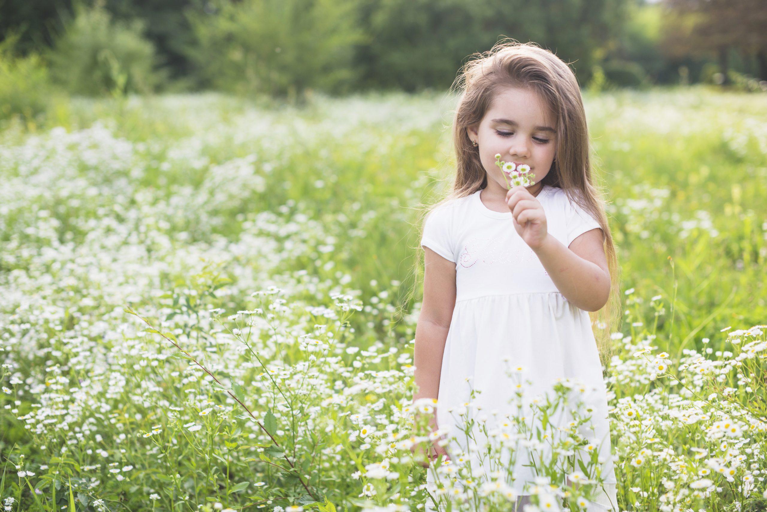 Pomladanske in celoletne alergije pri otrocih