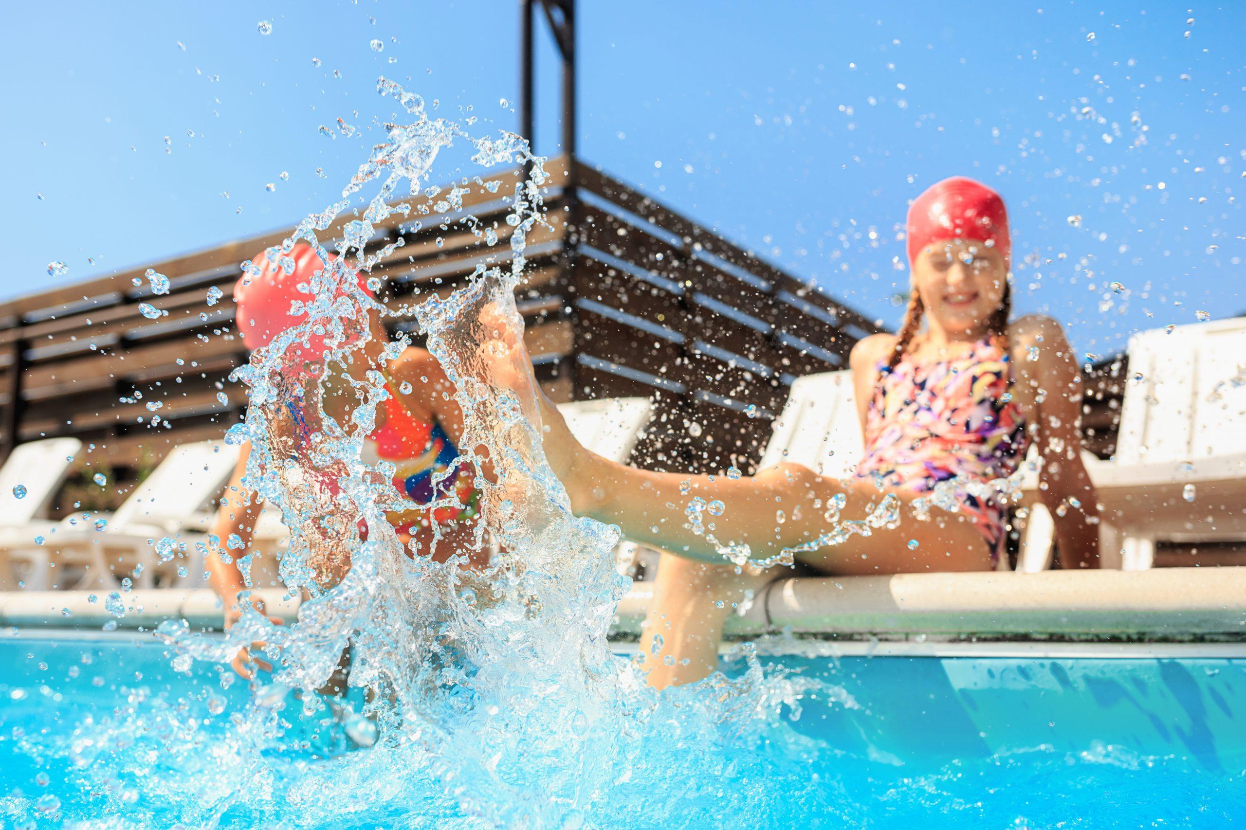 Varnost otrok v vodi in ob njej